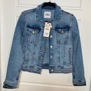 NWT$40 / Zara Denim Jacket / Size:Medium